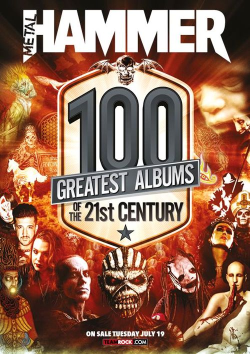 Metal Hammer's 100 Greatest Albums Of The 21st Century