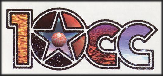 10cc - логотип