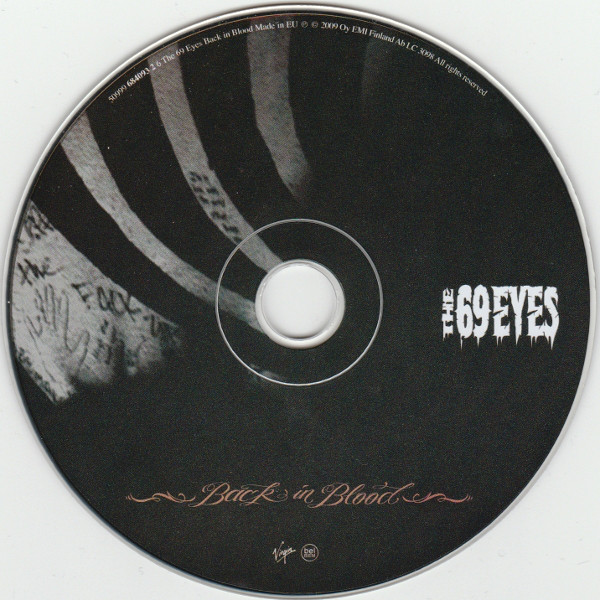 The 69 Eyes - Back in Blood (2009)