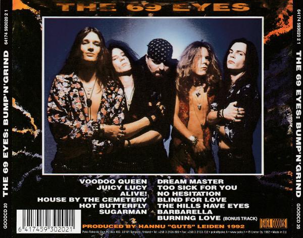 The 69 Eyes - Bump 'n' Grind (1992)