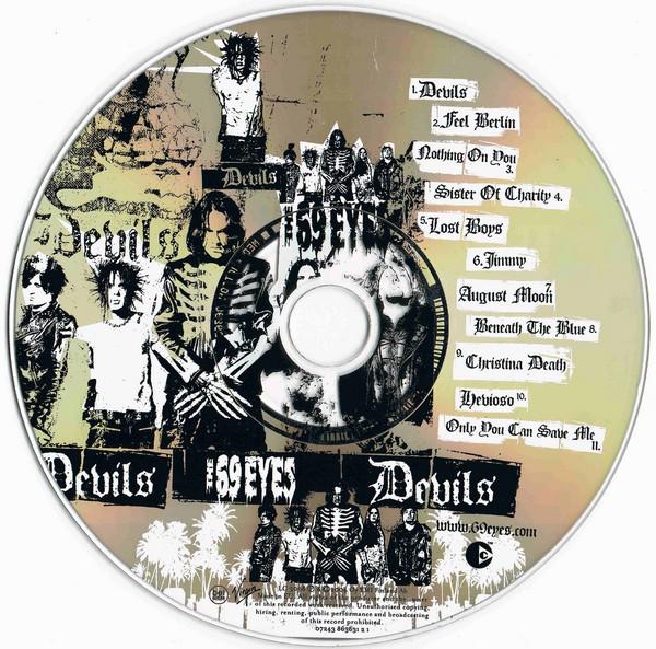 The 69 Eyes - Devils (2004)