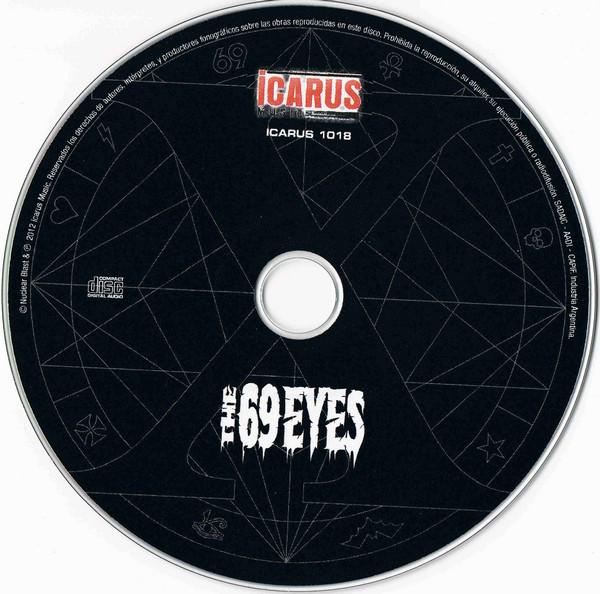 The 69 Eyes - X (2012)