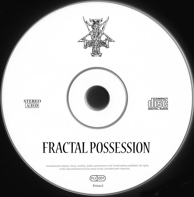 Abigor - Fractal Possession (2007)