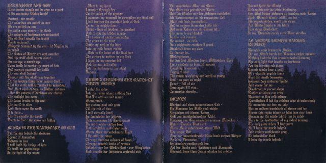 Abigor - Nachthymnen (From the Twilight Kingdom) (1995)