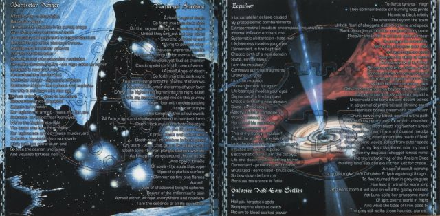 Abigor - Satanized (A Journey Through the Cosmic Infinity) (2001)