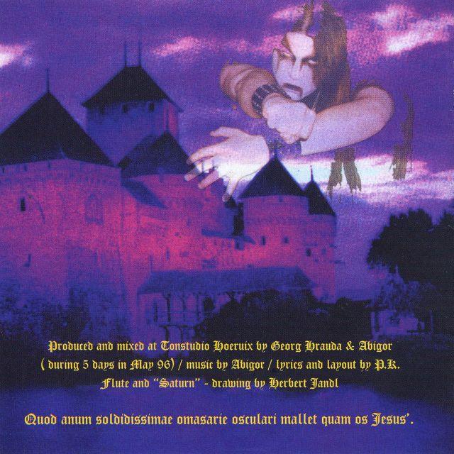Abigor - Verwustung-Invoke the Dark Age (1994)