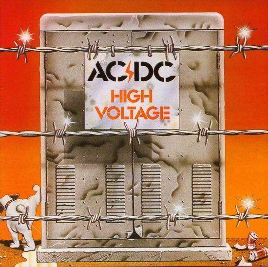 AC/DC - High Voltage (1975)