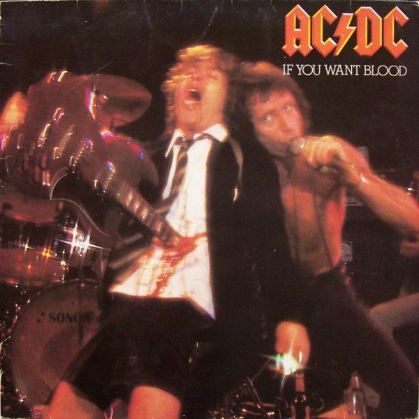AC/DC - If You Want Blood You've Got It (1978)