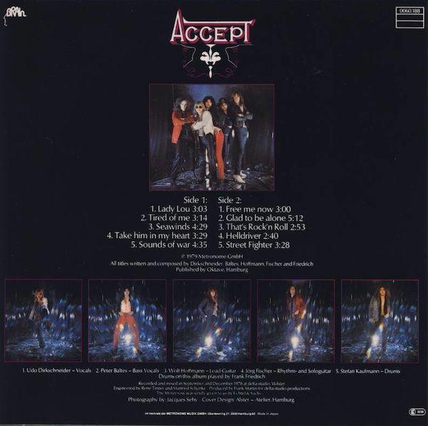 Accept - Accept (1979)