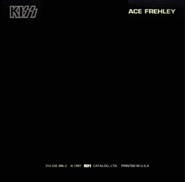 KISS - Ace Frehley (1978)