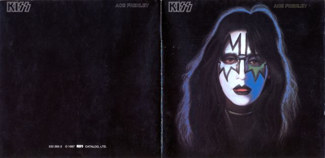 KISS - Ace Frehley (1978)