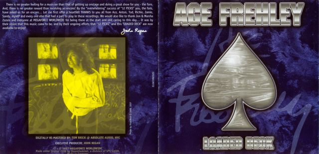Ace Frehley - Loaded Deck (1998)