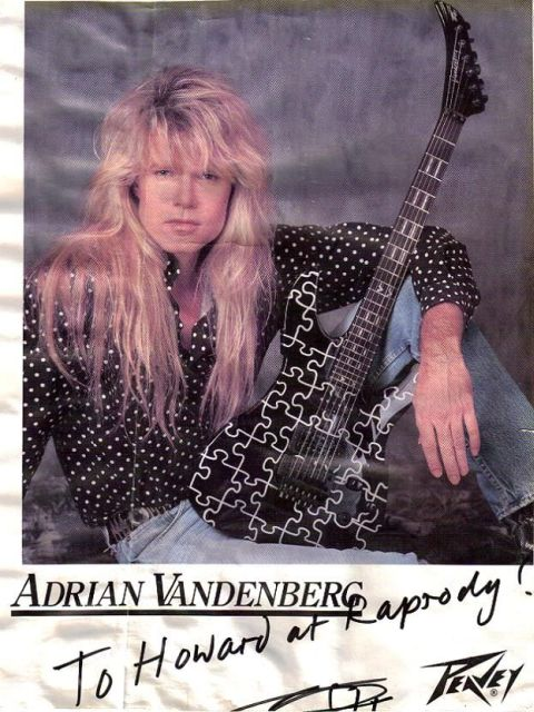 Adrian Vandenberg