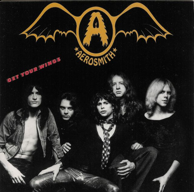 Aerosmith - Get Your Wings (1974)