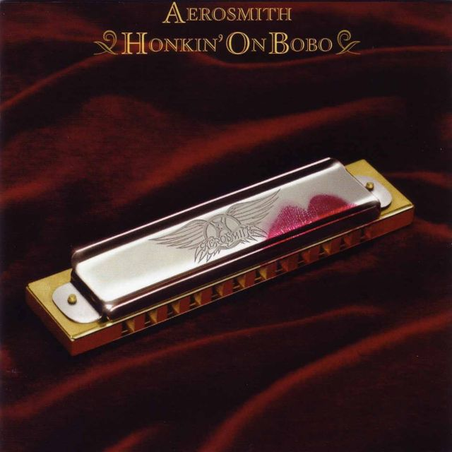 Aerosmith - Honkin' on Bobo (2004)