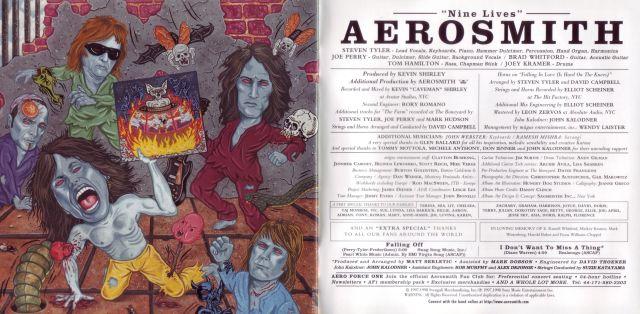 Aerosmith - Nine Lives (1997)