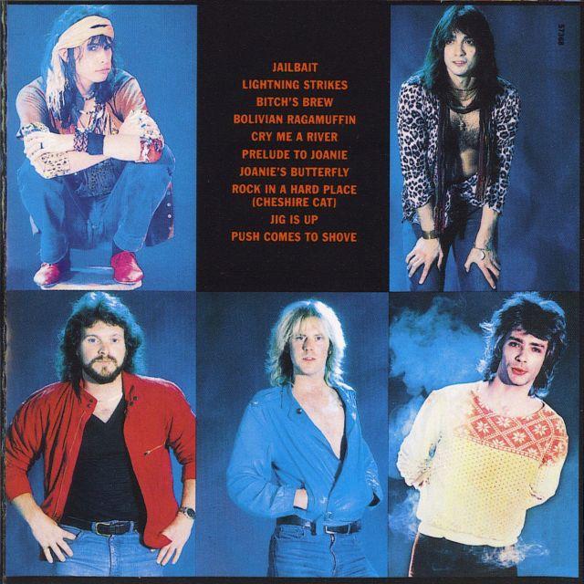 Aerosmith - Rock in a Hard Place (1982)