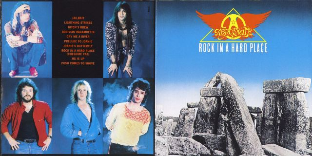 Aerosmith - Rock in a Hard Place (1982)