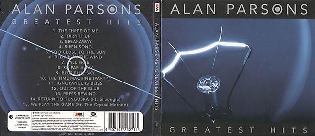 Alan Parsons - Greatest Hits (1993-2004) (2008)