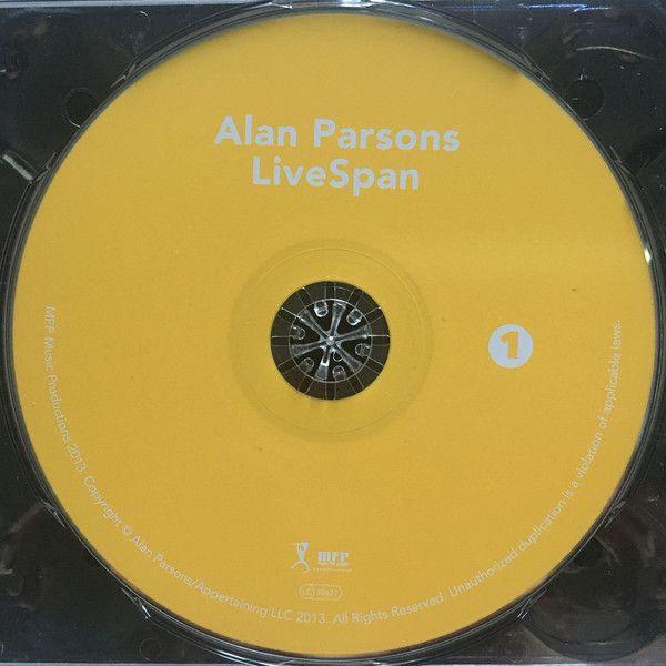 Alan Parsons – LiveSpan (2013)