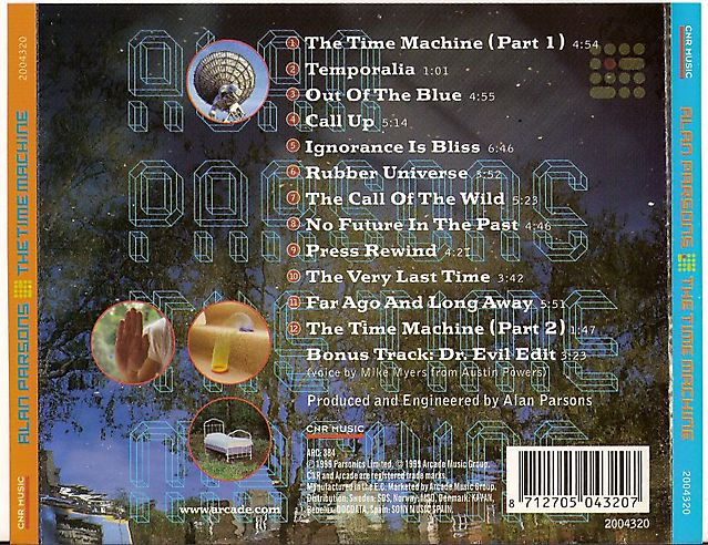 Alan Parsons - Time Machine (1999)