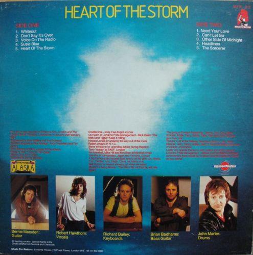 Alaska - Heart of the Storm (1984)