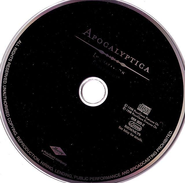 Inquisition Symphony (1998) - Apocalyptica