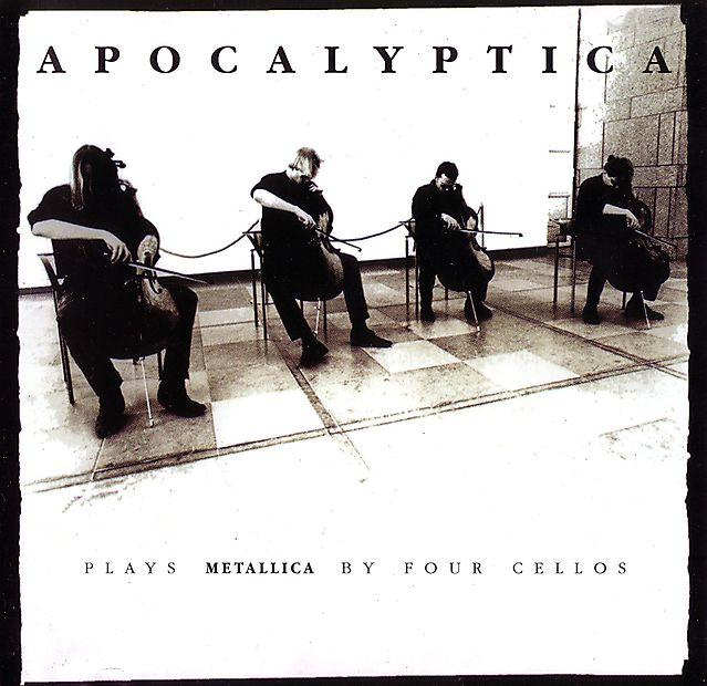 Plays Metallica by Four Cellos (1996) - Apocalyptica