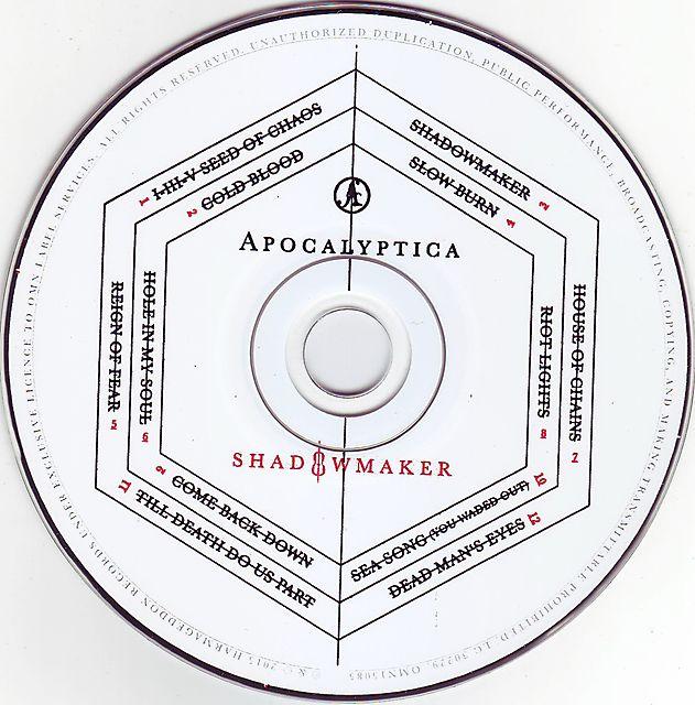 Shadowmaker (2015) - Apocalyptica