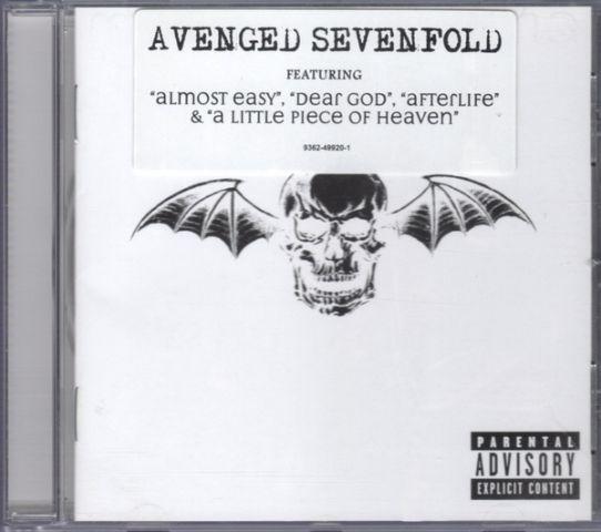 Avenged Sevenfold - Avenged Sevenfold (2007)