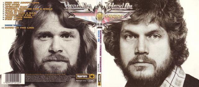 BTO - Head On (1975)