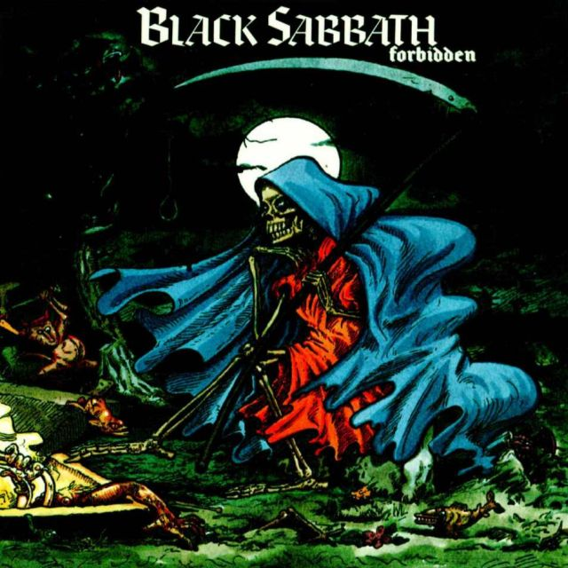 Black Sabbath - Forbidden (1995)