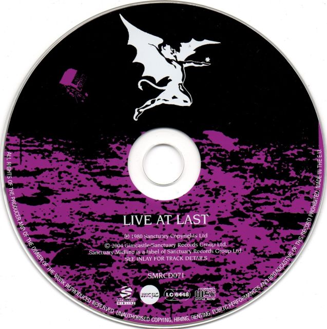 Black Sabbath - Live at Last (1980)