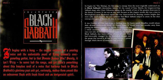 Black Sabbath - The Eternal Idol (1987)