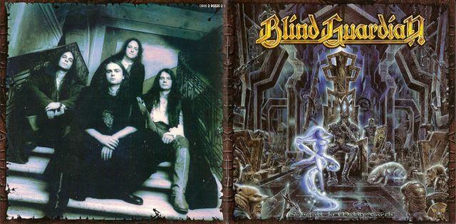 Blind Guardian - Nightfall in Middle-Earth (1998)