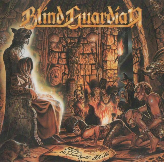 Blind Guardian - Tales from the Twilight World (1990)