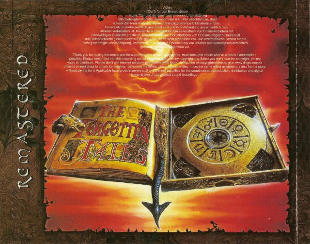 Blind Guardian - The Forgotten Tales (1996)