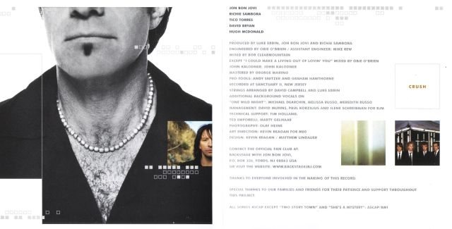 Bon Jovi - Crush (2000)