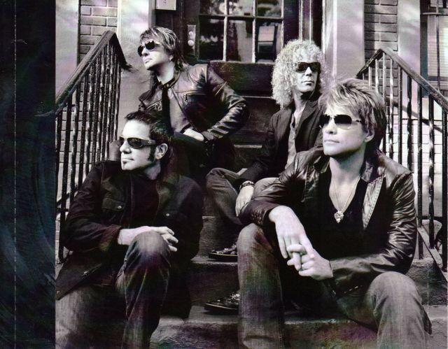 Bon Jovi - The Circle (2009)