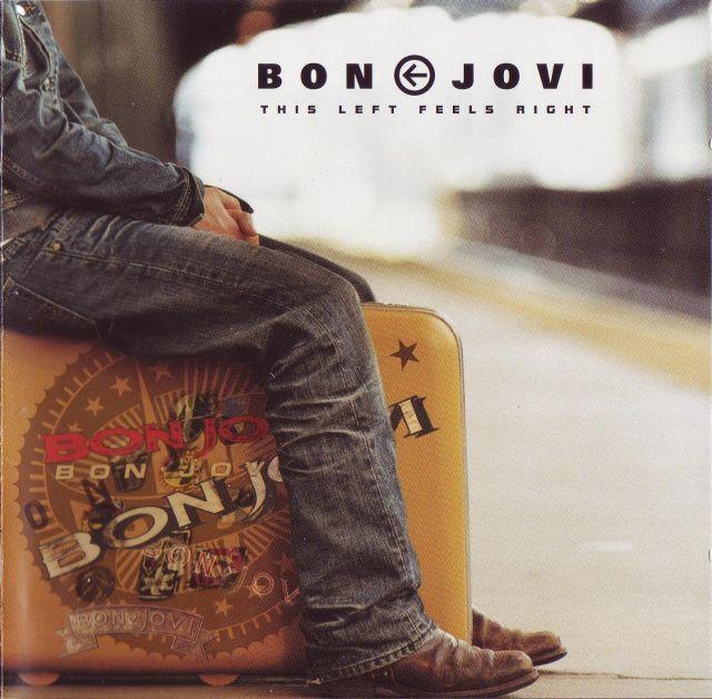 Bon Jovi - This Left Feels Right (2003)