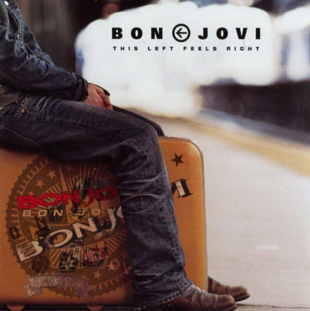 Bon Jovi - This Left Feels Right (2003)
