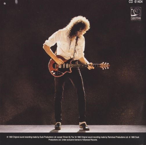 Brian May - Back to the Light (1992)