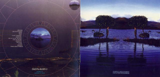 Bruce Dickinson - Skunkworks (1996)