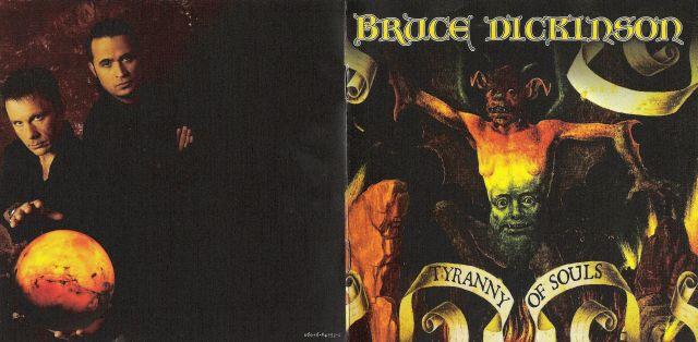 Bruce Dickinson - Tyranny of Souls (2005)