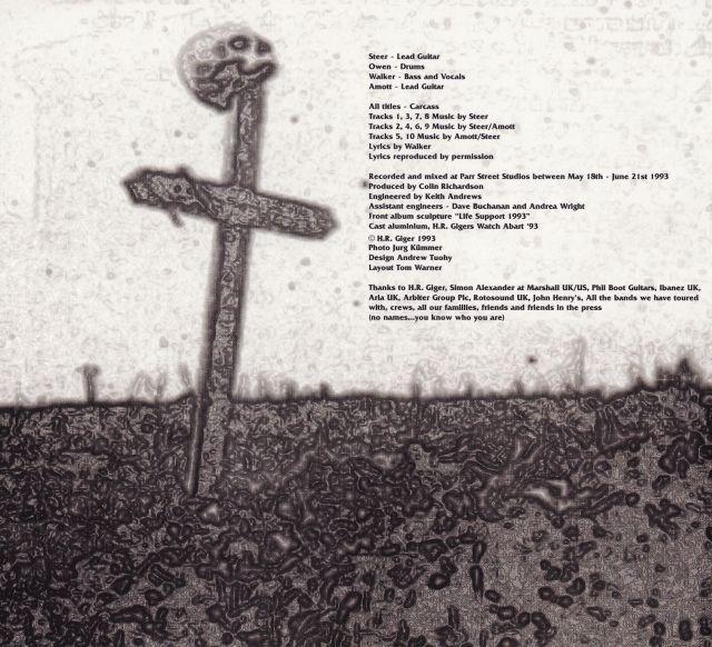 Carcass - Heartwork (1993)