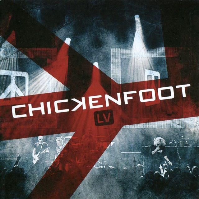 Chickenfoot - LV (2012)