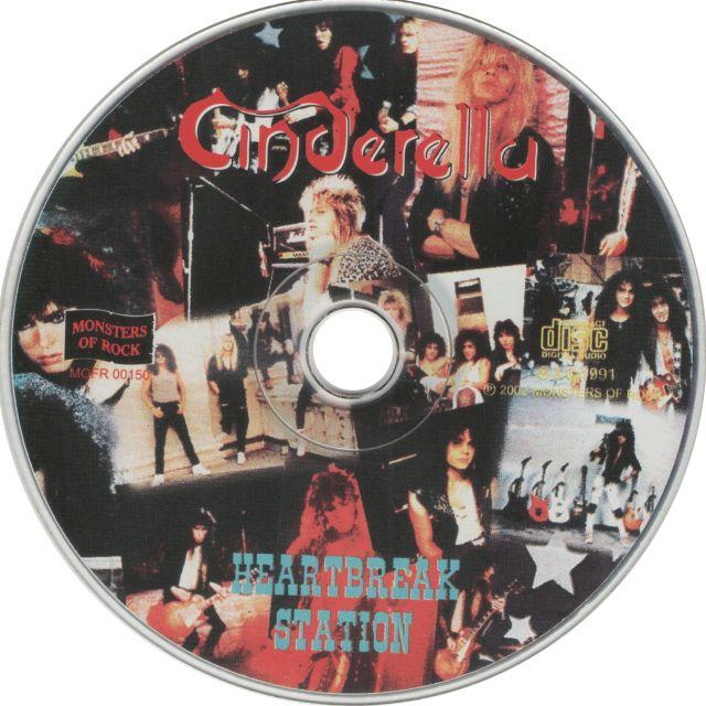 Cinderella - Heartbreak Station (1990)