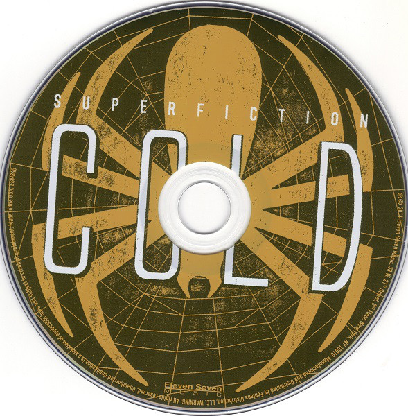 Cold - Superfiction (2011)