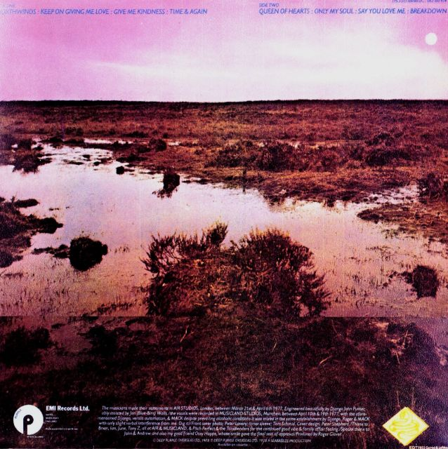 David Coverdale - Northwinds (1978)