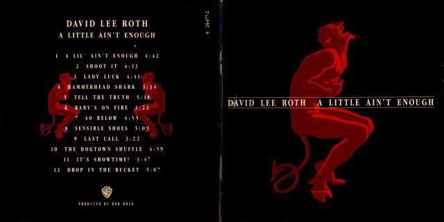 David Lee Roth - A Little Ain't Enough (1991)
